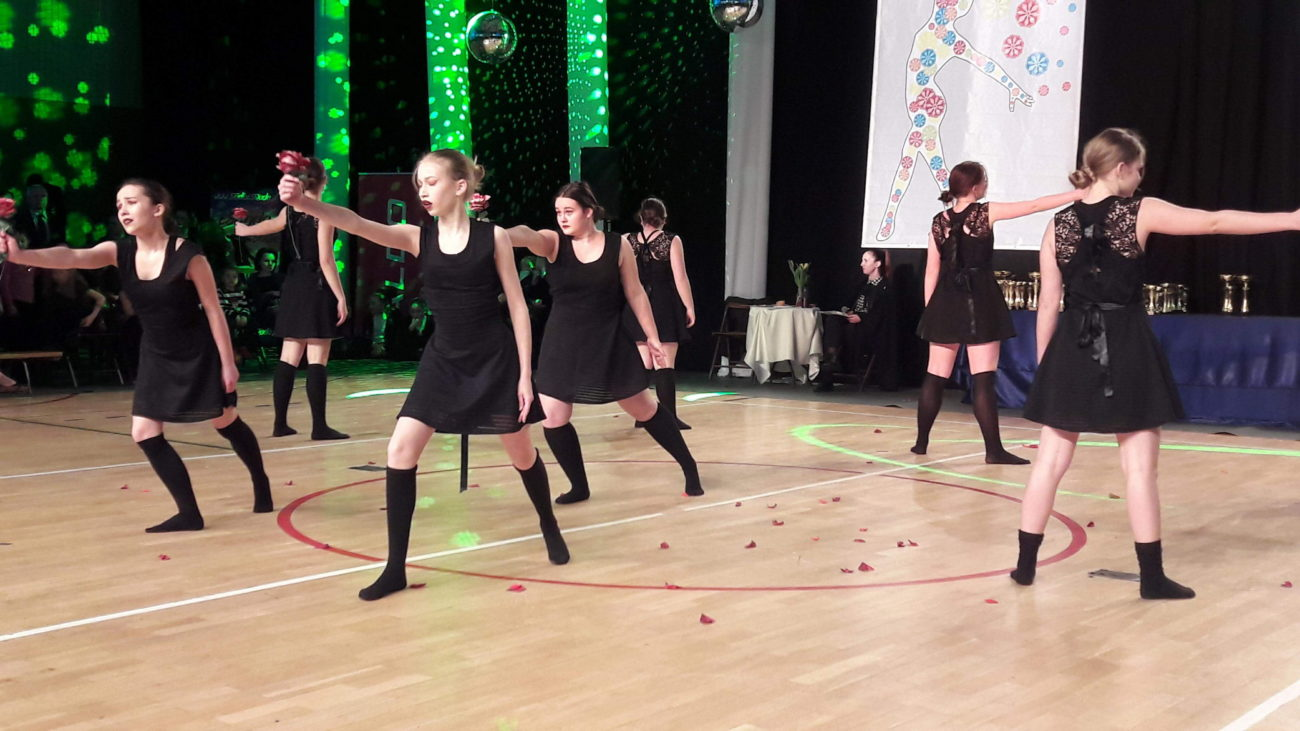 Ogólnopolski sukces tancerzy z BCK
