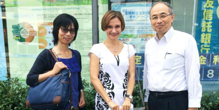 Z Białej do Tokio, czyli bialczanka w kraju sushi i kwitnących wiśni [REPORTAŻ]
