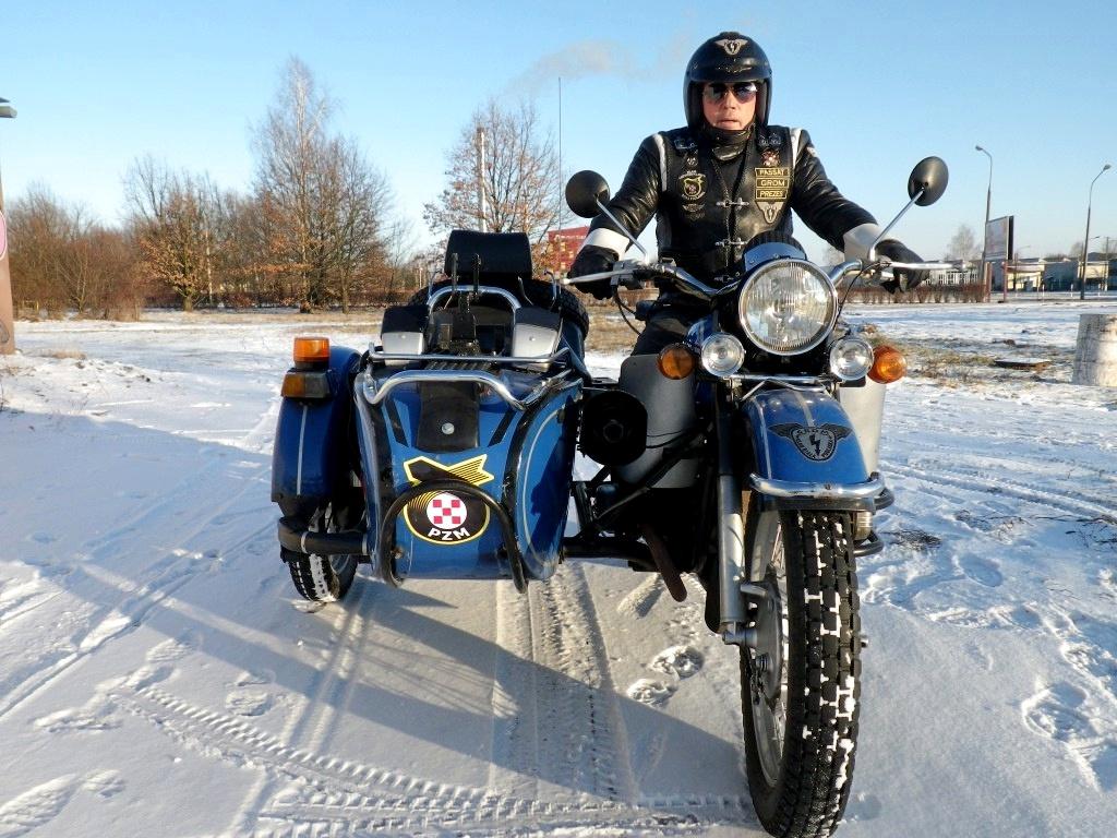 Motocyklista to kreseczka na drodze. Rusza sezon motocyklowy!