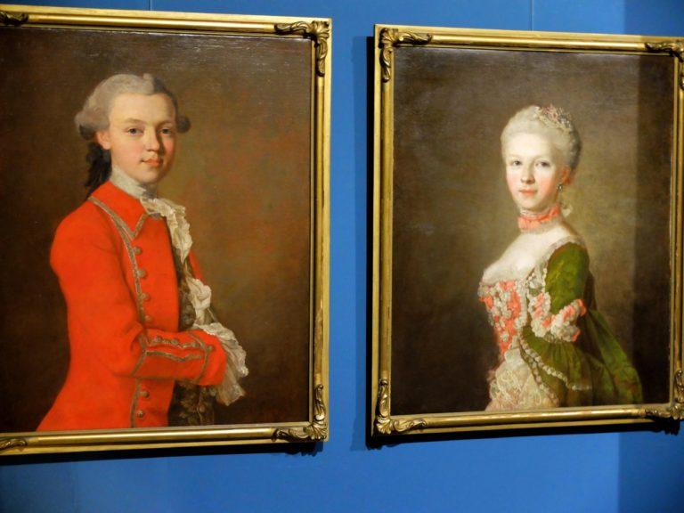 Z miłości do sztuki. Cenne obrazy w bialskim muzeum.