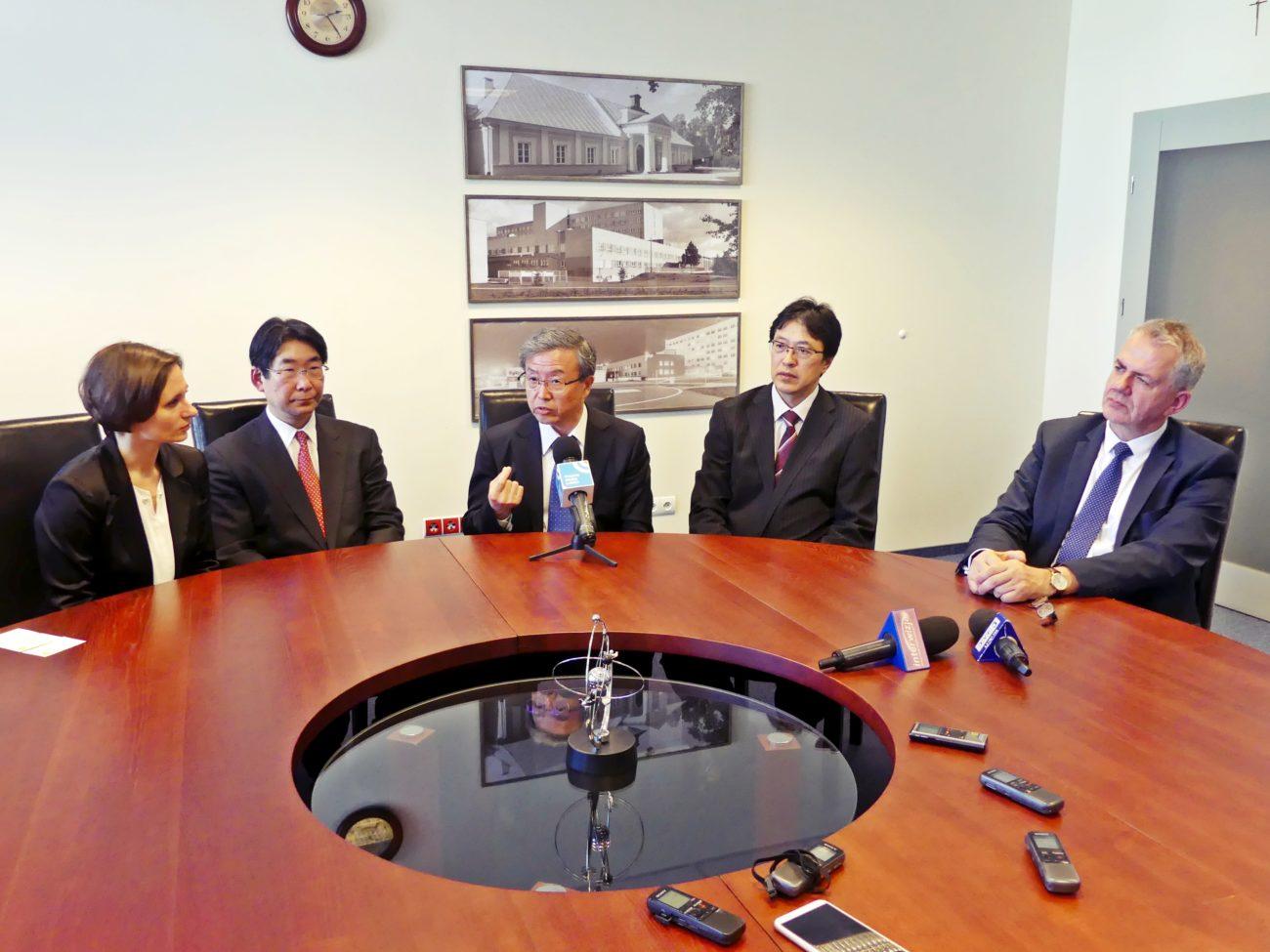 Biała Podlaska: Rozbudowa onkologii we współpracy z Japończykami