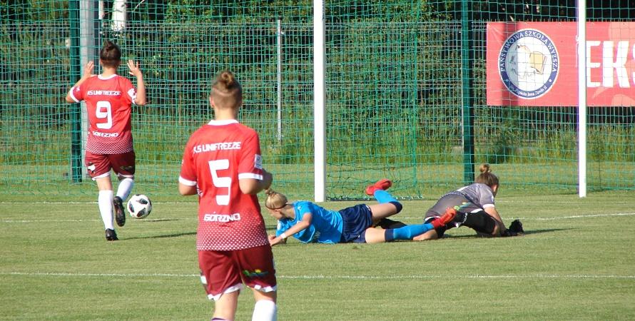 Zwycięstwo AZS PSW z 250. golem w ekstralidze