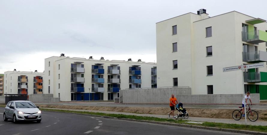 """Biała Podlaska: Lokatorzy niebawem dostaną klucze do """"Mieszkań Plus"""""""