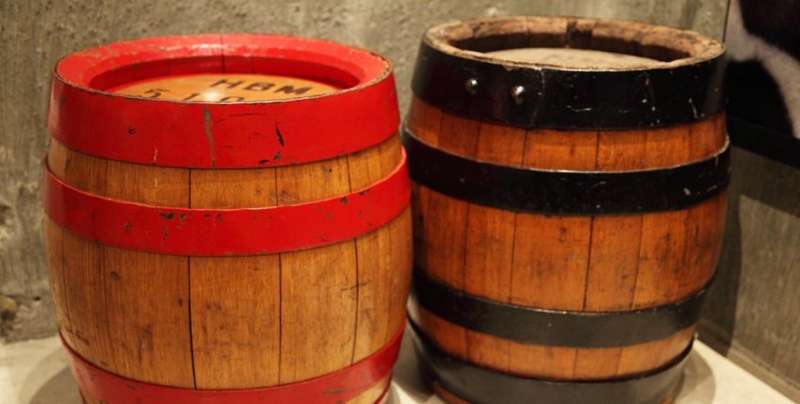 Ukradli 50-litrową beczkę z piwem