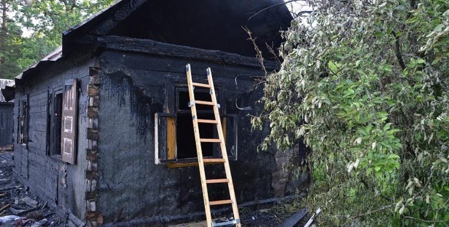 Tragiczny pożar w Kaliłowie