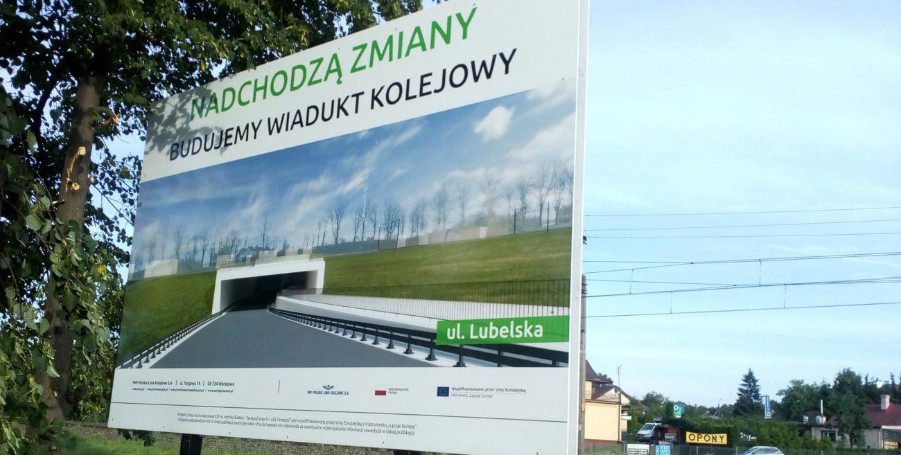 PKP inwestuje w Białej Podlaskiej, Małaszewiczach i Terespolu. Będzie szybciej i bezpieczniej