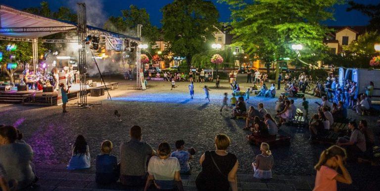 Biała Podlaska: Startują letnie koncerty na Placu Wolności