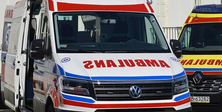 Biała Podlaska: 65-latek nad ranem wypadł z balkonu