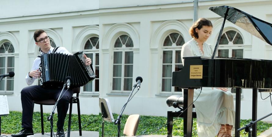 Letnia muzyka u Radziwiłłów