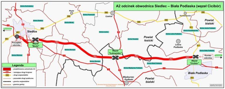 Rząd: Autostradą do stolicy w 2024 r. Opozycja: Kolejna zagrywka przedwyborcza