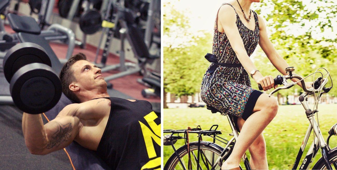 KONKURS: Aktywne Lato z Podlasiakiem! Wygraj rower lub karnety na siłownię i fitness