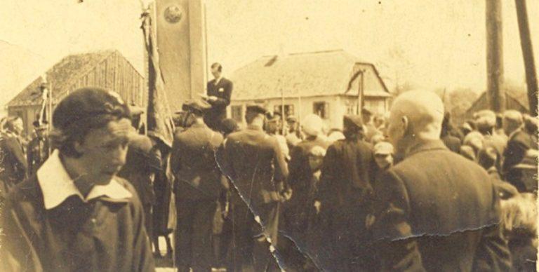 Miejsca pamięci narodowej 1915-1920 w Konstantynowie