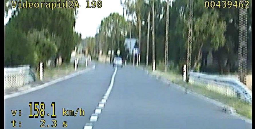 Biała Podlaska: Pędził ponad 150 km na godzinę w terenie zabudowanym!