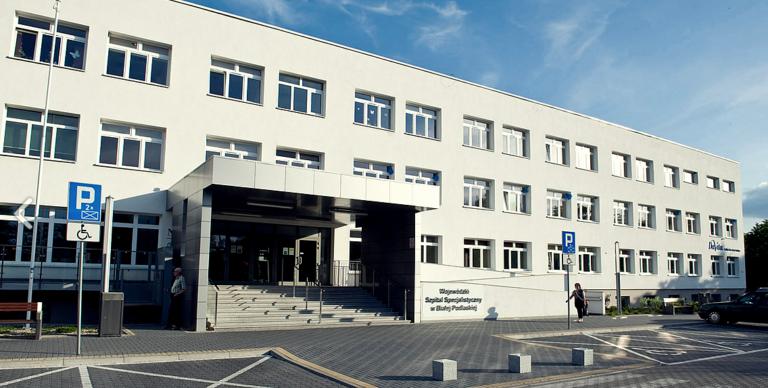 Dwóch pacjentów z COVID-19 zmarło w Białej