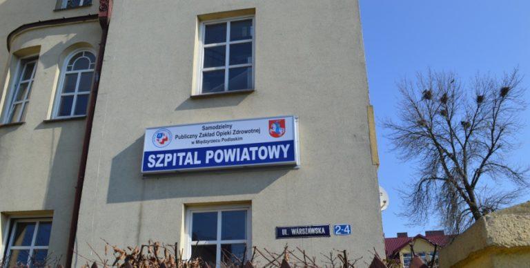 Radni apelują o większe pieniądze dla szpitala