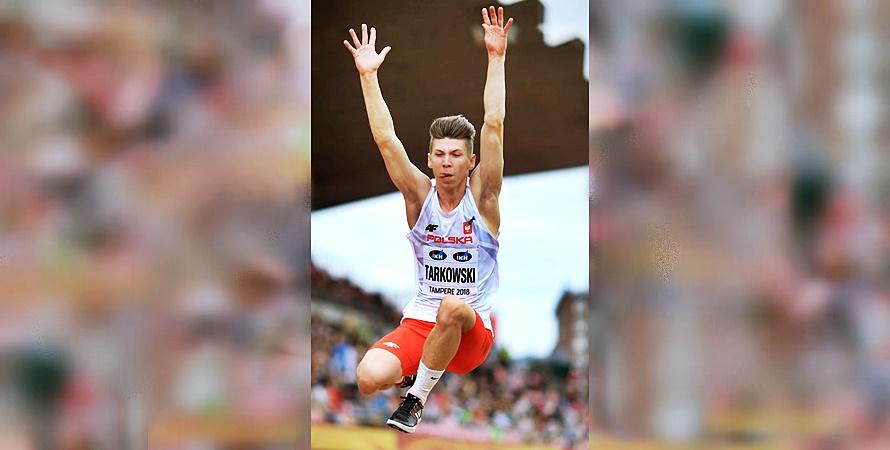 Bialski lekkoatleta w czołówce mistrzostw świata w Tampere