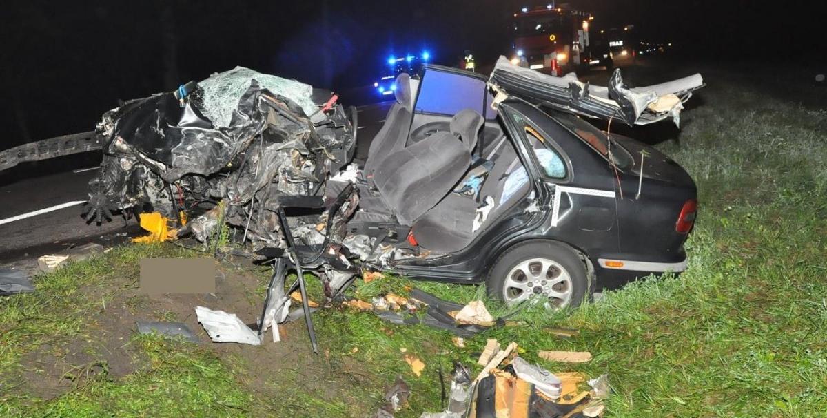 Śmiertelny wypadek w Worońcu