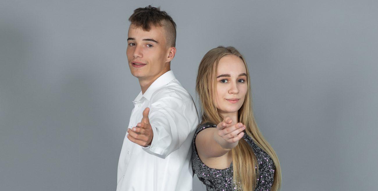 IV DANCE WITH ME - Zatańcz ze Mną: Raper powalczy o kryształową kulę [PARA NR 4]