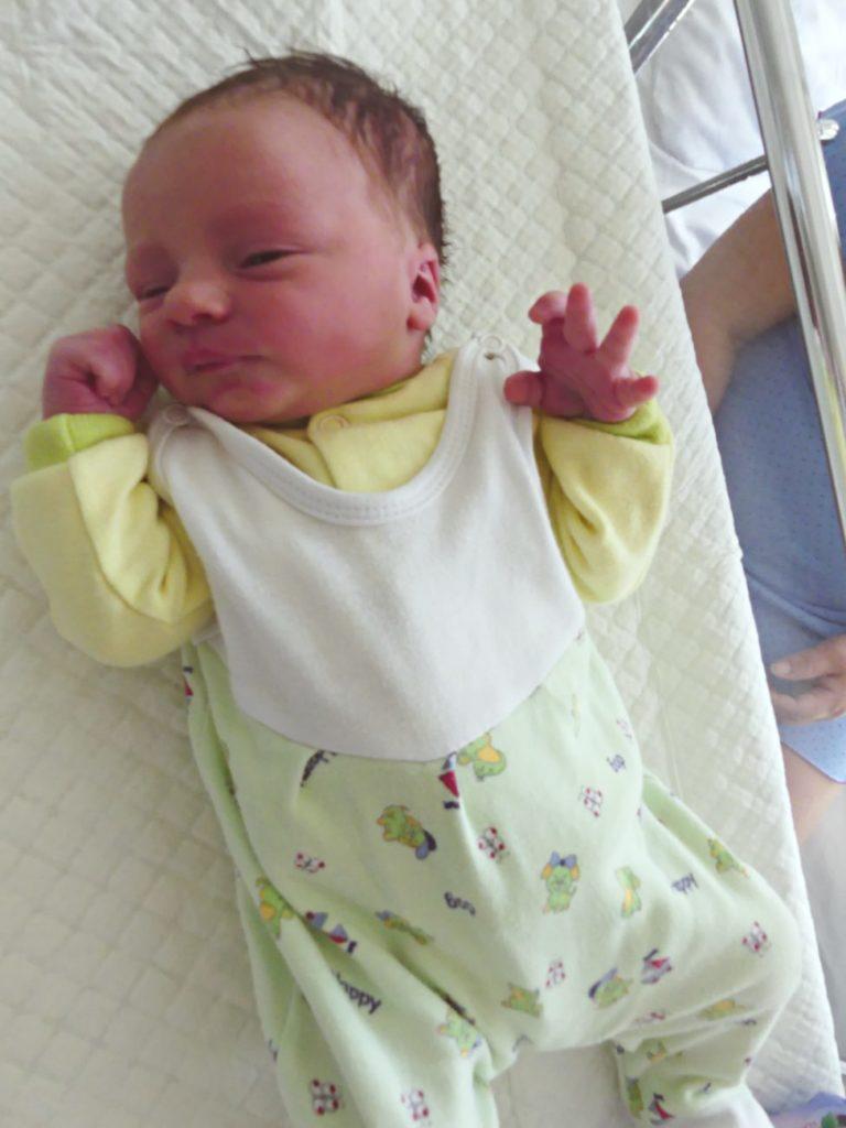 20 września urodził się Wojtek. Ważył 2960 g. Rodzice Małgorzata i Arek Koć z Piszczaca mają już synka Michała, który ma 2,5 roku.