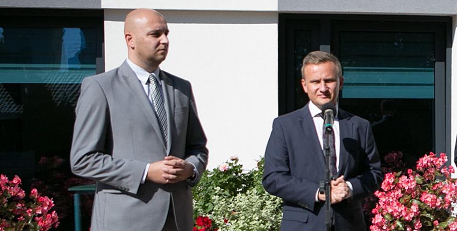 Wiceminister Marczuk wspiera bialskich kandydatów