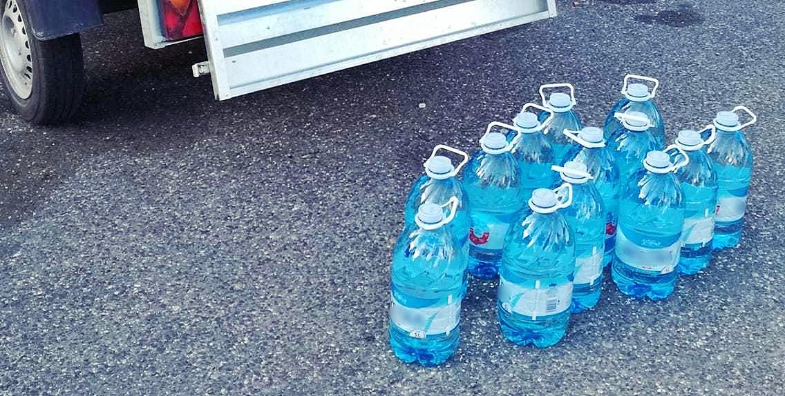 PILNE: Skażona woda w wodociągu w Drelowie!