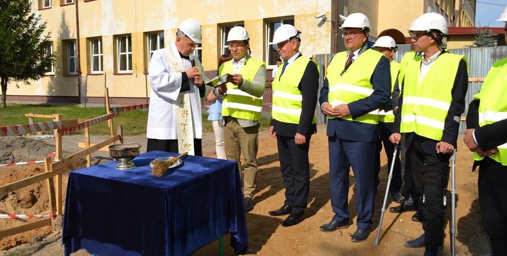 Międzyrzec Podlaski: Rusza budowa hali w Rogoźnicy