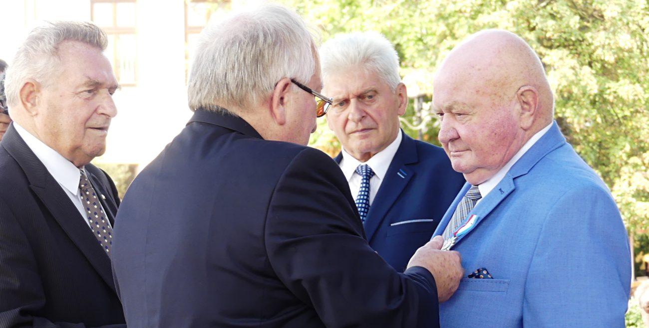 Biała Podlaska: Stanisław Romaniuk zasłużonym dla miasta
