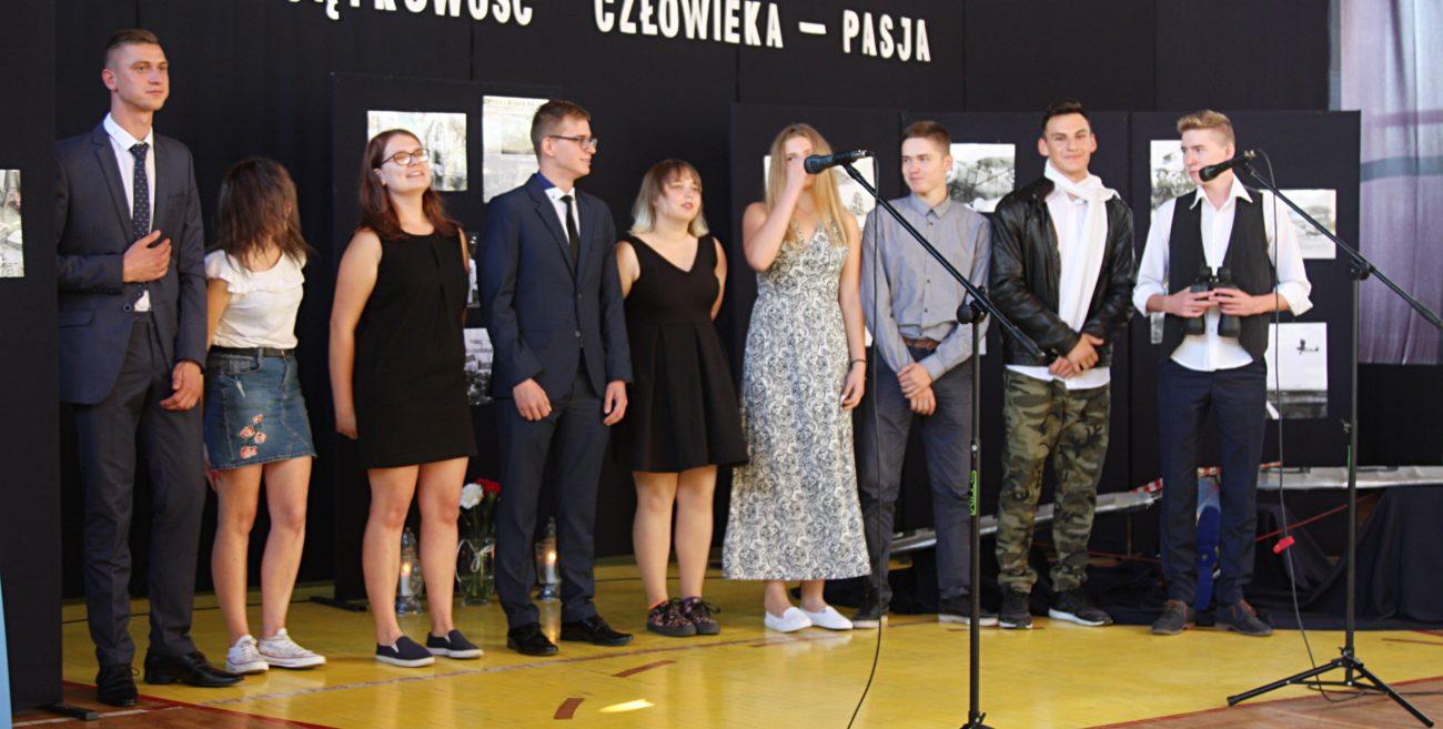 Przedwojenni celebryci Żwirko i Wigura