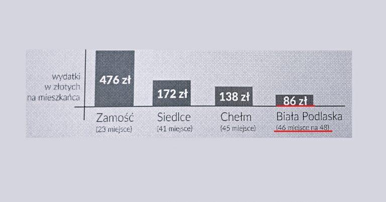 Biała Podlaska: Układy partyjne receptą na sukces?