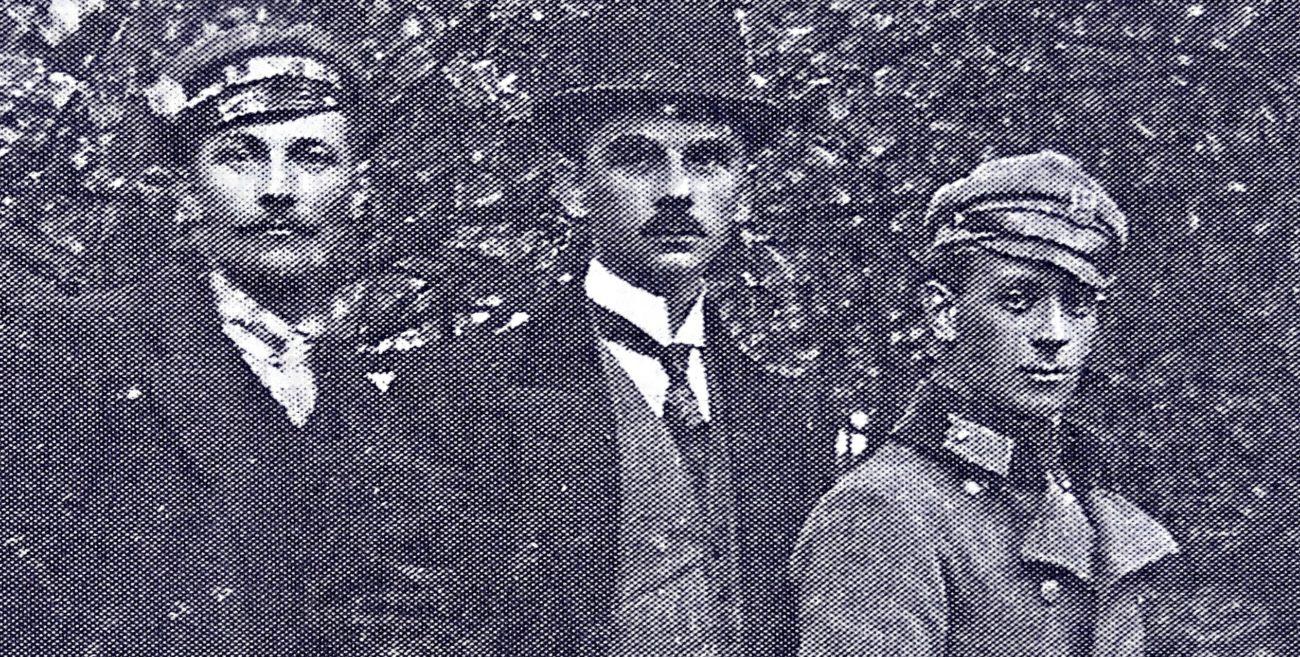 Bialczanin generał Stanisław Tessaro służył ojczyźnie do końca