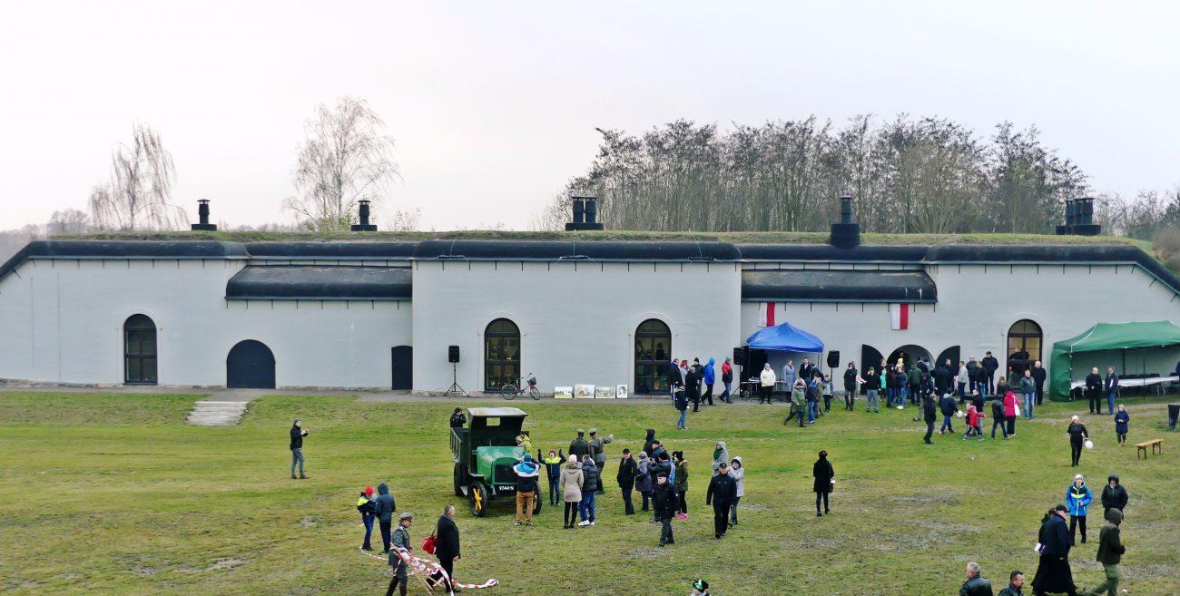Gmina Terespol: Kultura w kolejnym forcie