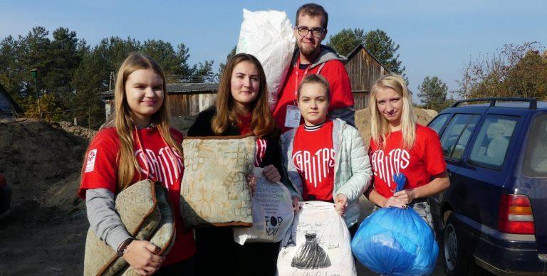 Trwa nabór wolontariuszy do Caritasu