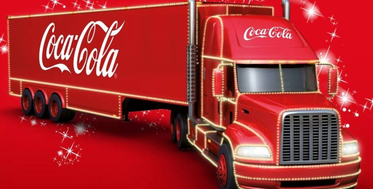 Ciężarówka Coca-Coli w Białej Podlaskiej? Głosujemy!