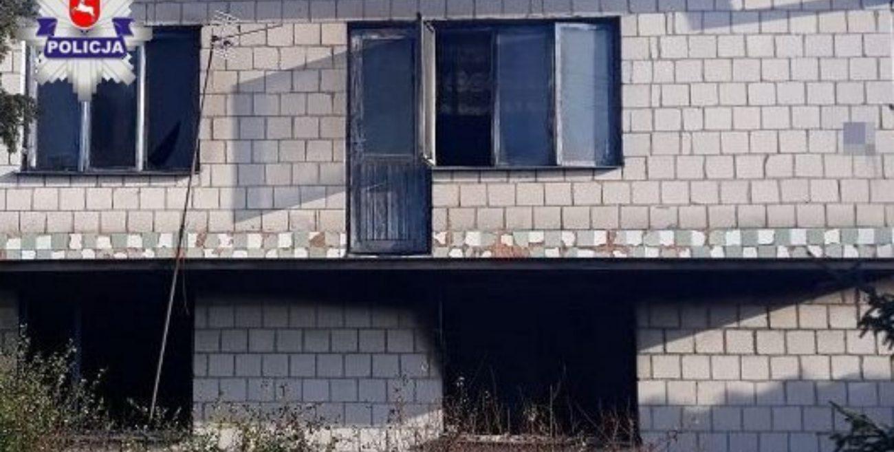 Tragiczny pożar w Wisznicach. Jedna ofiara śmiertelna