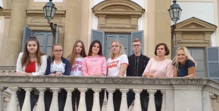 Bialska młodzież gościła we Włoszech