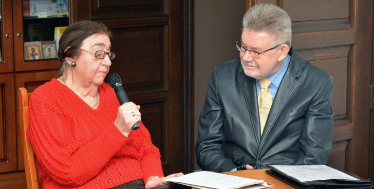 Muzealne wspomnienia żony regionalisty Jerzego Sroki