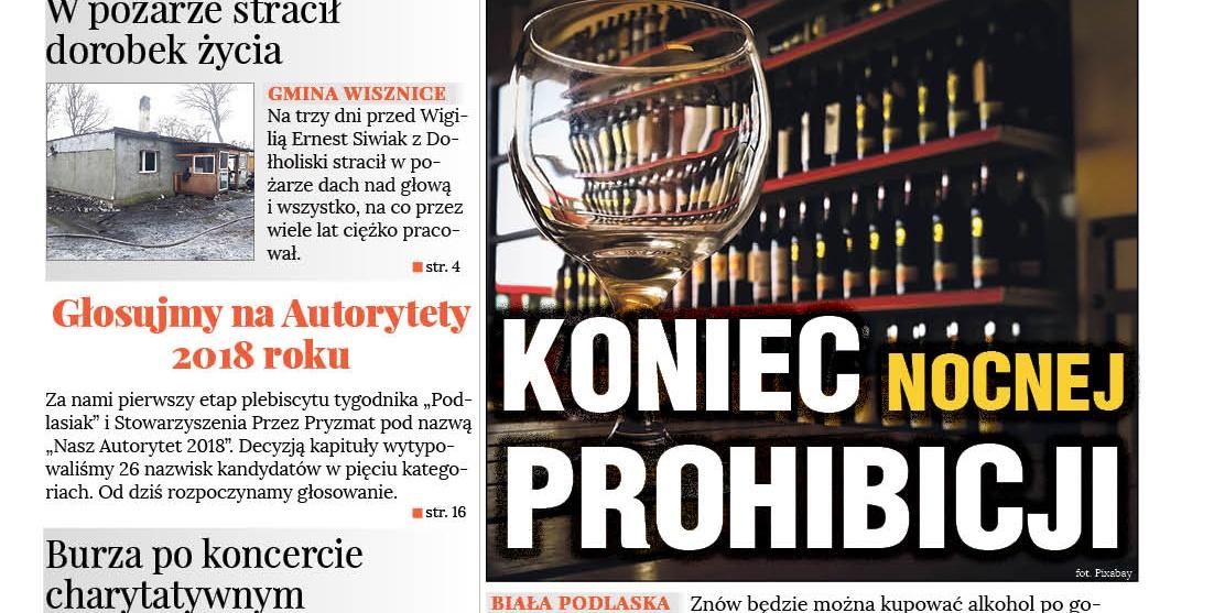 Nowy numer Podlasiaka już w sprzedaży!