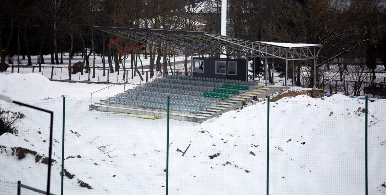 Czy przepadnie dofinansowanie na stadion?