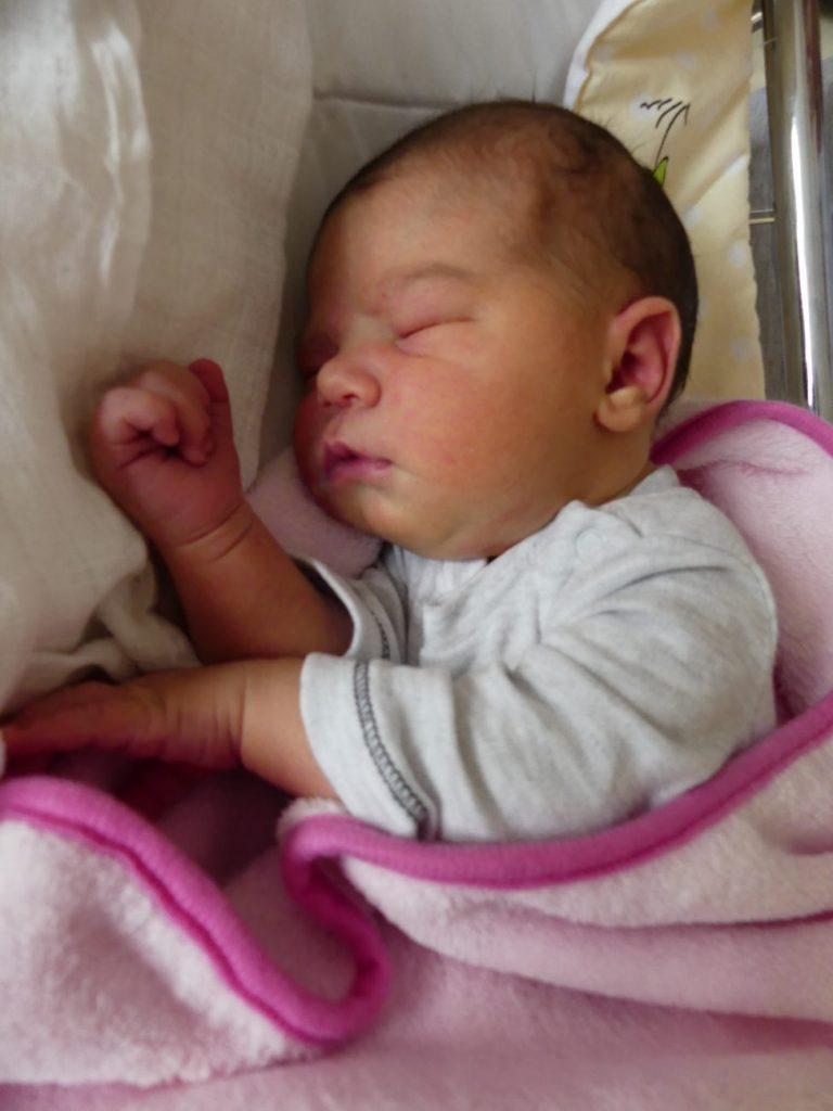 15 stycznia urodziła się Natalia. Ważyła 3900 g i mierzyła 51 cm. Dla Iwony i Sławomira Saczewko z Bokinki Królewskiej jest to pierwsze dziecko.