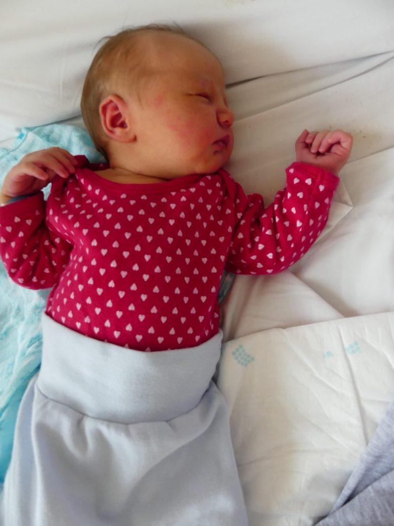 Nikola, pierwsze dziecko Anety i Seweryna Nieścioruk z Hruda, urodziła się 15 stycznia. Ważyła 3680 g i mierzyła 58 cm.