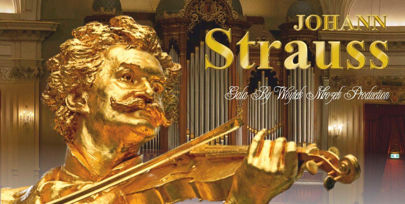 UWAGA: Zmiana terminu Koncertu Wiedeńskiego Johann Strauss Gala