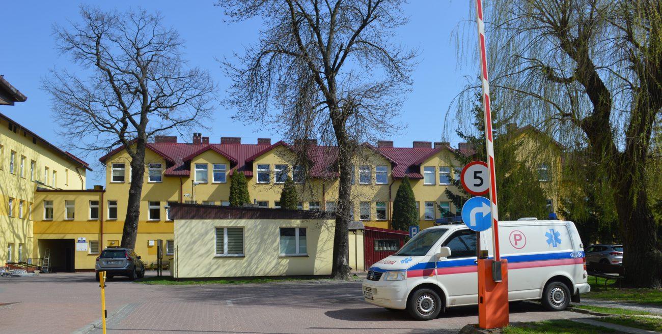 Szpital czeka na pomoc samorządów