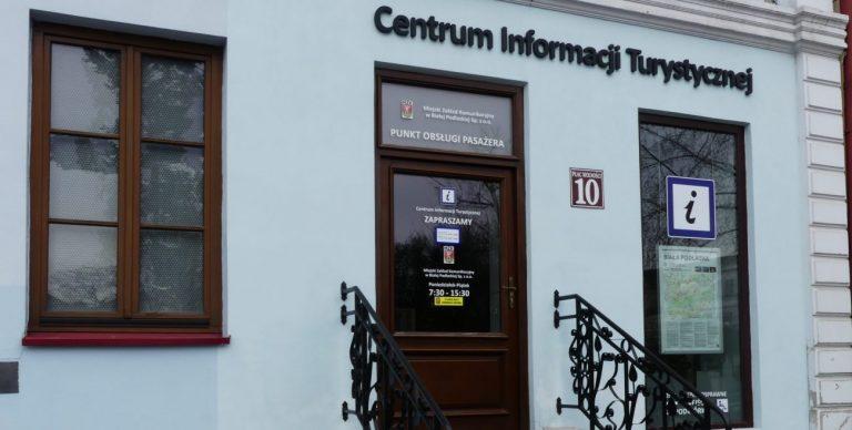 Centrum Informacji Turystycznej wraca pod skrzydła BCK