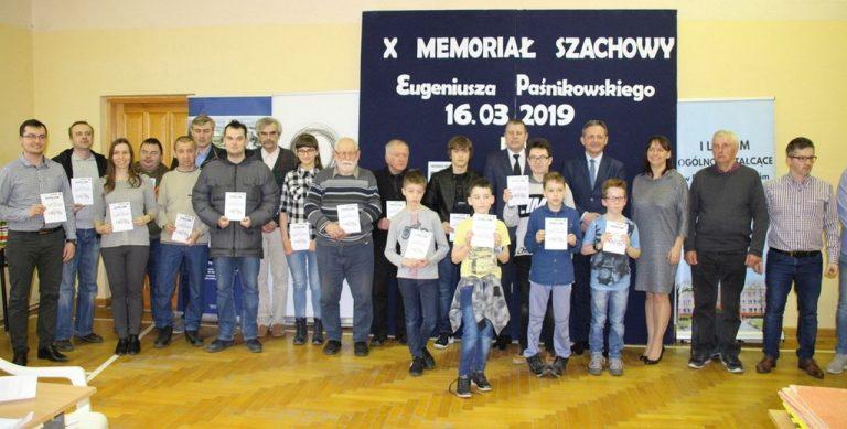 Pamięci Eugeniusza Paśnikowskiego