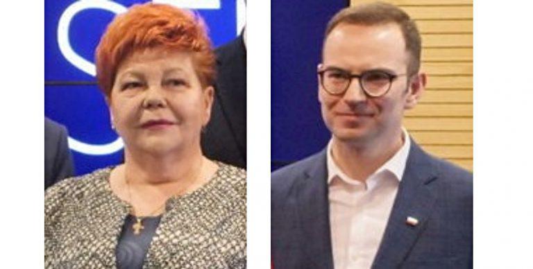 Duszek i Barszczewska na liście PiS