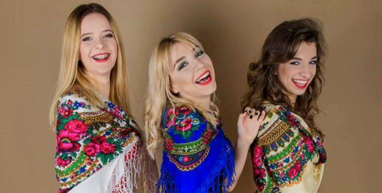 Folkowe inspiracje młodych tancerek