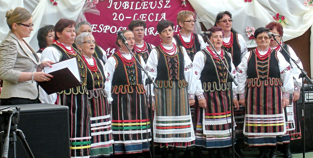Jarzębina propaguje folklor pogranicza