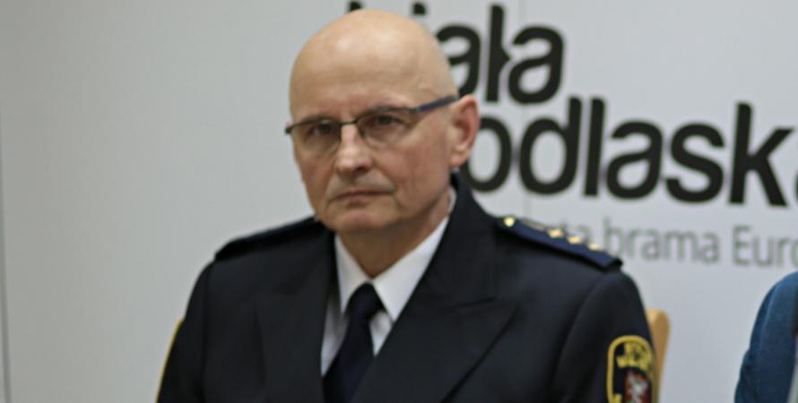 Strażnik z 27-letnim stażem został komendantem