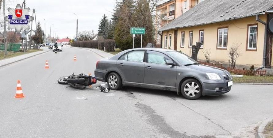Fatalne skutki brawury za kierownicą