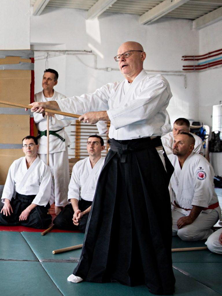 Najlepsza sekcja aikido w Polsce